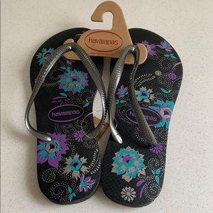 Flip-flops from Havaianas.